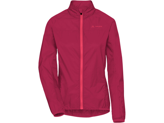 VAUDE Air III Jacket Damen crimson red